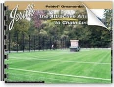 Download Commercial Fence Brochure