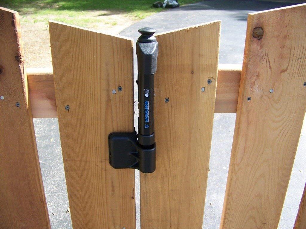 Wood fences Gate Latch in Calvert Beach