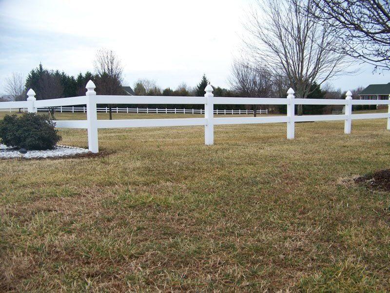 split rail fence white in Upper Marlboro