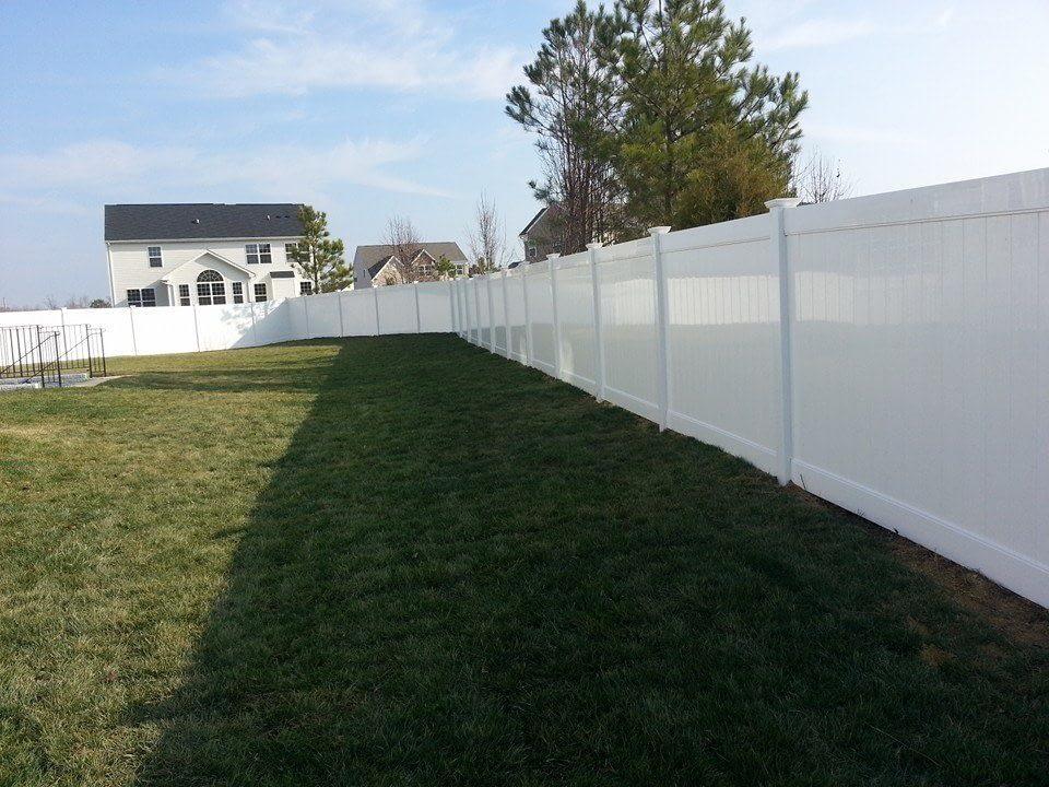 viny privacy fence near me St. Mary's County