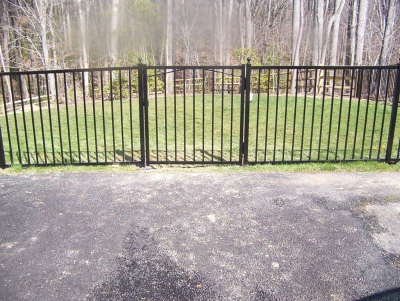 Aluminum iron fence Fences in St. Mary's County