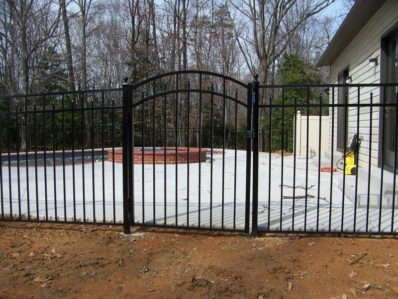Aluminum Fence in Brandywine