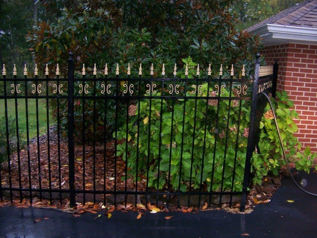 fencing cost in Charles county and surrounding areas of southern maryland.