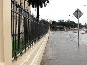 ornamental fencing in md