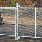 chain link gate fencing near by Southern MD