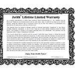 Jerith Aluminum Fence Warranty Available in Maryland