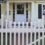 front yard fencing in PG County