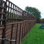 Wooden Fence near in Owings